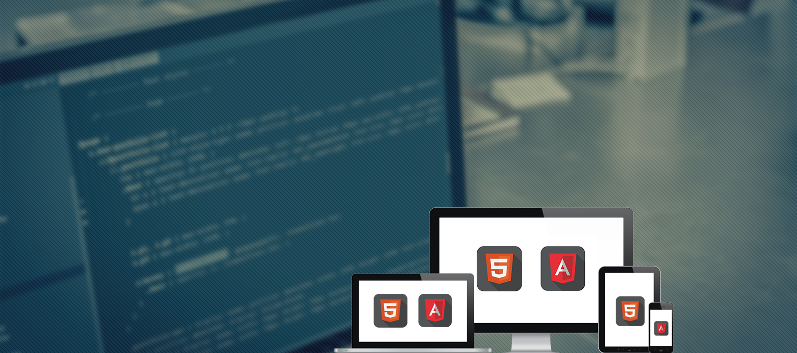 HTML業務